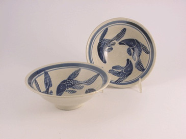 Footed Bowl--All SOLD!