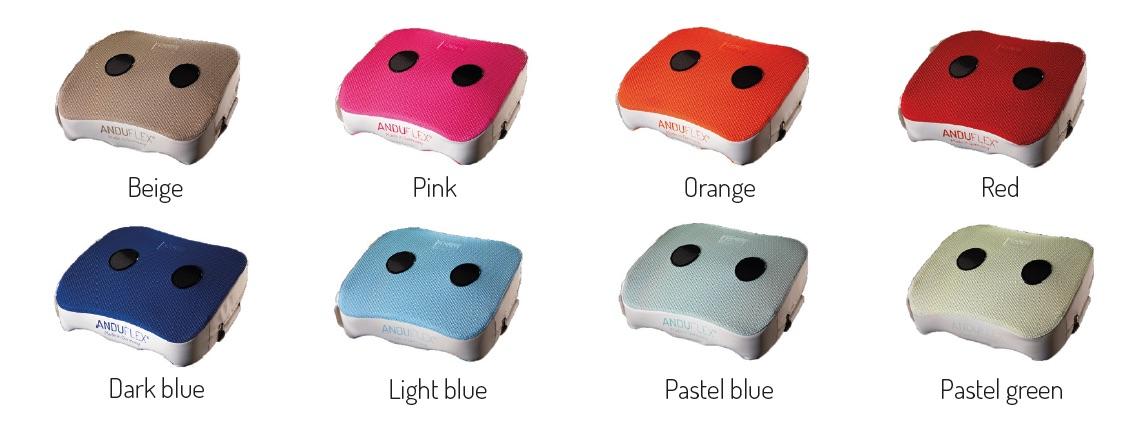 ANDUFLEX Colours