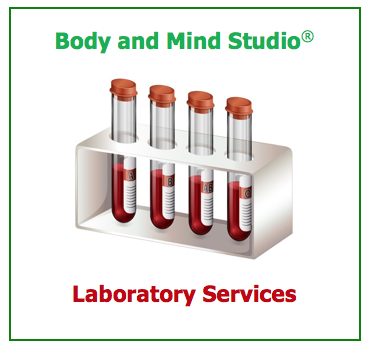Body and Mind Studio Laboratory Services