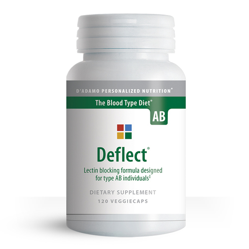 D'Adamo Personalized Nutrition - Deflect AB (120 Capsules)