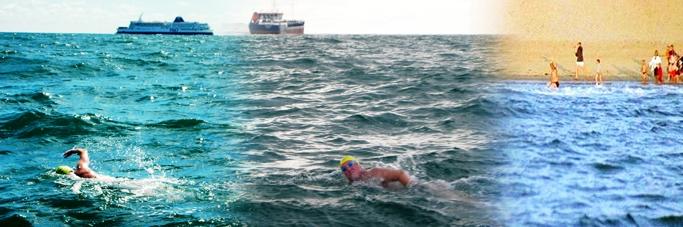 Paul Hopfensperger 2007 English Channel Swim