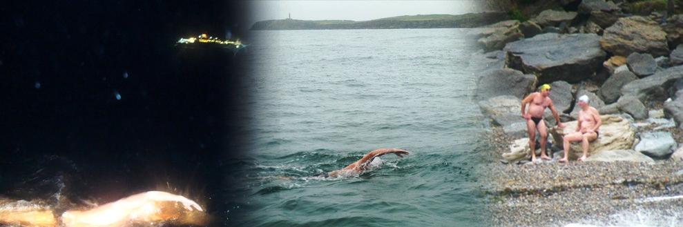 Paul Hopfensperger 2008 English Channel Swim