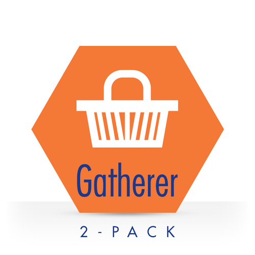 D'Adamo Personalized Nutrition - Gatherer 2 Pack