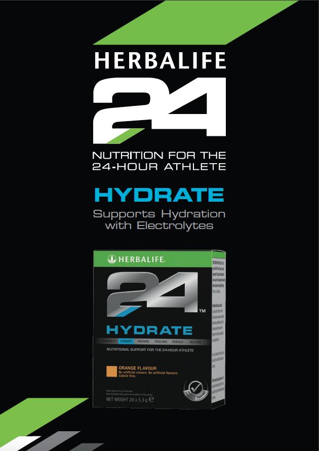 HERBALIFE24 - Hydrate (20 Sticks)