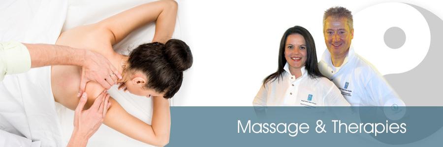 Massage & Therapies