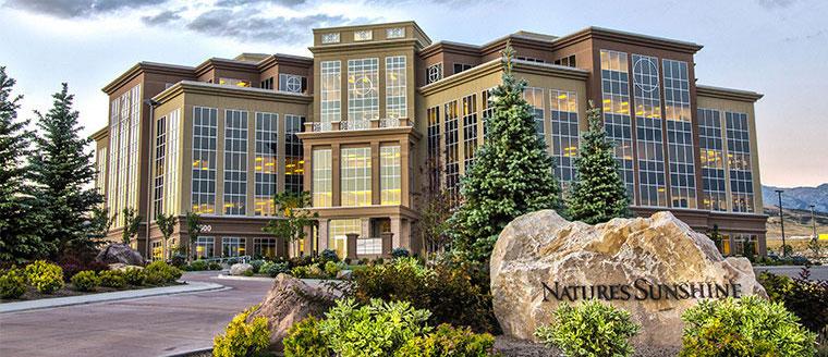 Nature's Sunshine HQ