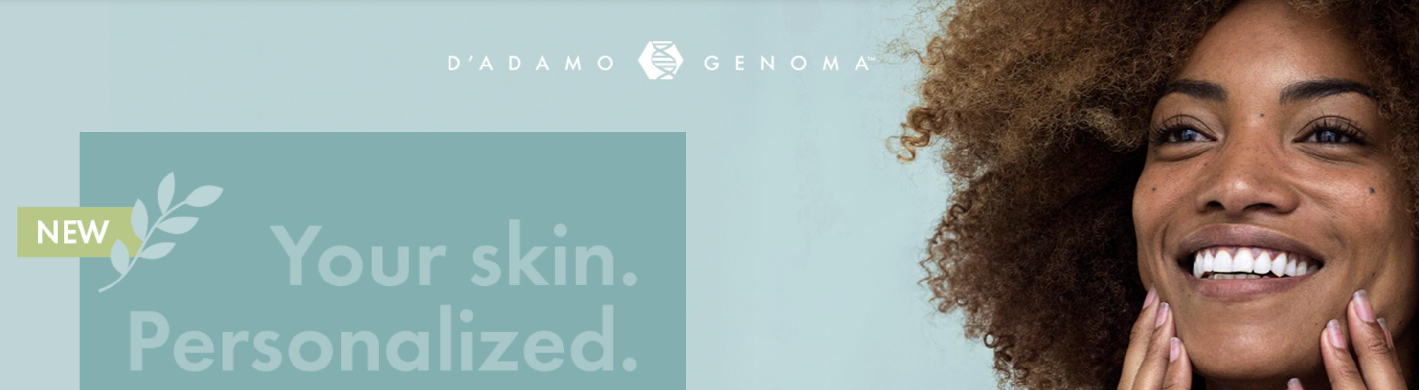 D'Adamo Genoma - Your Skin Personalised