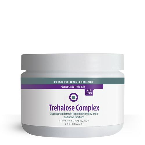 Trehalose Complex Container