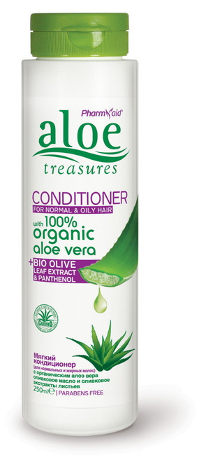 Aloe Treasures Conditioner Normal (250ml)