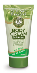 Athena's Treasures Body Cream Avocado (150ml)
