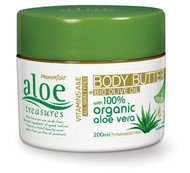 Aloe Treasures Body Butter Olive Oil (200ml)