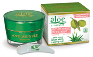 Aloe Treasures Anti-Wrinkle Face Cream (50ml)