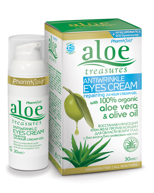 Aloe Treasures Anti-Wrinkle Eye Cream (30ml)