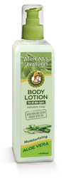 Athena's Treasures Body Lotion Aloe Vera (250ml)