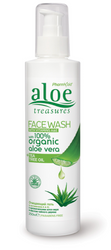 Aloe Treasures Face Wash with Tea Tree Oil (250ml)