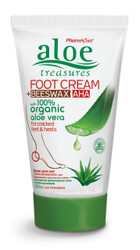 Aloe Treasures Foot Cream Beeswax (120ml)