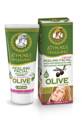 Athena's Treasures Peeling Facial Cream (50ml)