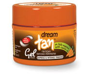 Dream Tan Quick Tan Gel Cream Carrot SPF 2 (150ml)