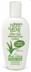 Dream Tan After Sun Moisturising Lotion (UVA & UVB) (150ml)