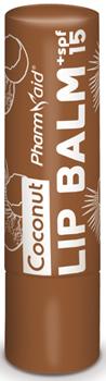 Pharmaid - Coconut Lip Balm + SPF 15 (4.8g)