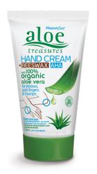 Aloe Treasures Hand Cream Beeswax (120ml)