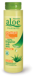 Aloe Treasures Shower Gel Valeriana (250ml)
