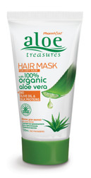 Aloe Treasures Hair Mask For Dry Hair (150ml)