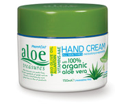 Aloe Treasures Hand Cream Natural (150ml)