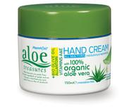 Aloe Treasures Hand Cream Natural (150ml)