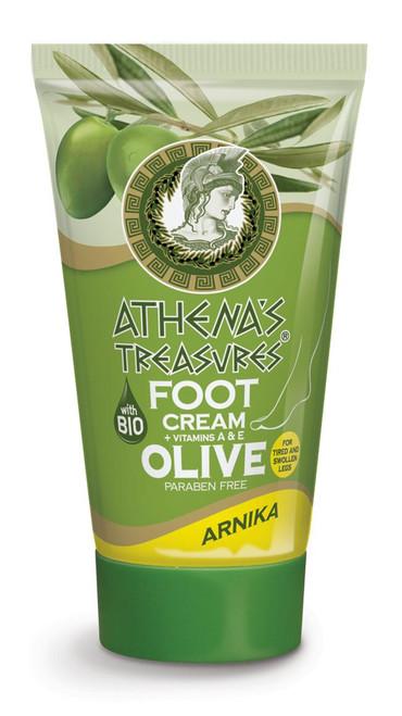 Athena's Treasures Foot Cream Arnika (100ml)