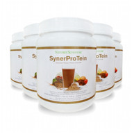 Nature's Sunshine - SynerProTein - Chocolate - 6 Pack (448g x 6)