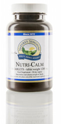 Nature's Sunshine - Nutri-Calm (90 Vegan Tablets) - Bottle.