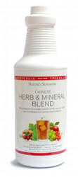 Nature's Sunshine - Chinese Herb and Mineral Blend (946ml) - Bottle
