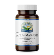 Nature's Sunshine - Calcium-Magnesium (120 Tablets) - Bottle