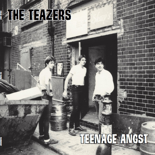 The Teazers - Teenage Angst - Front Cover