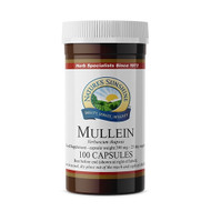 Nature's Sunshine - Mullein - (100 Capsules) - Bottle