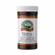 Nature's Sunshine - Nopal - (100 Capsules) - Bottle