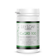 Lily & Loaf - CoQ10 100mg (30 Vegan Capsules) - Bottle