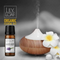 Lily & Loaf - Organic Essential Oil - Lavender (10ml) - 4-5 drops to cold water in a vaporiser
