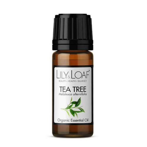 Lily & Loaf - Organic Essential Oil - Tea Tree - Bottle