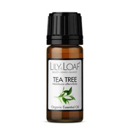 Lily & Loaf - Organic Essential Oil - Tea Tree - Bottle
