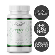 Lily & Loaf - Collagen Plus (60 Capsules) - Bottle