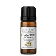 Lily & Loaf - Organic Essential Oil - Roman Chamomile (10ml) - Bottle