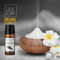 Lily & Loaf - Organic Essential Oil - Clary Sage (10ml) - 4-5 Drops in a Vaporiser/Oil Burner