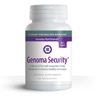 Genoma Security (60 Vegetarian Capsules) - Bottle