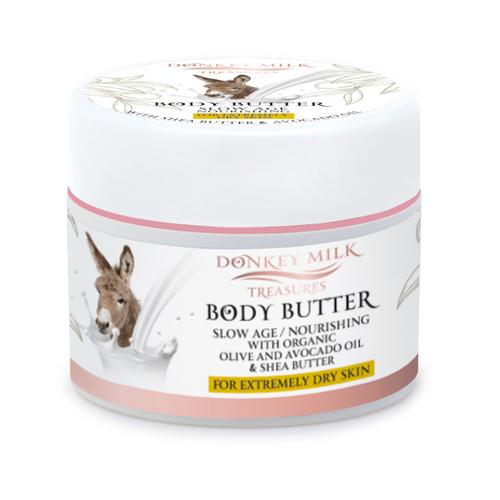 Donkey Milk Treasures Body Butter Avocado (200ml)