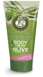 Athena's Treasures Body Cream Almond (150ml)