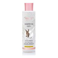 Donkey Milk Treasures - Anti-Stress Shower Gel Argan Oil & Valeriana (250ml)