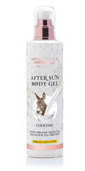 Donkey Milk Treasures - After Sun Body Gel Olive Oil & Aloe & Tea Tree (250ml)