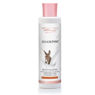 Donkey Milk Treasures - Revitalising Shampoo with Organic Olive Oil (250ml)